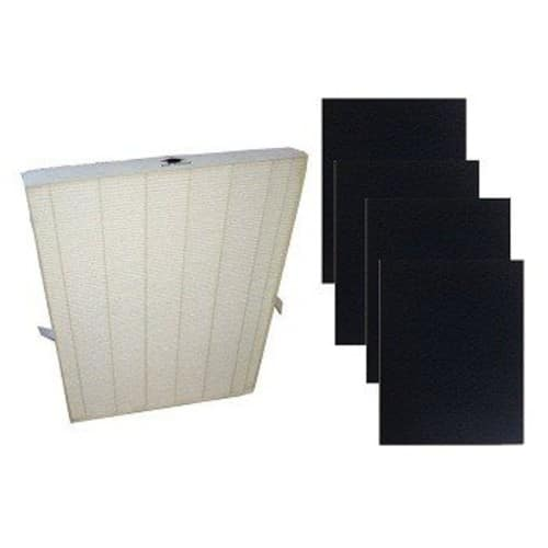 True HEPA Plus 4 Carbon Replacement Filter for Winix 115115 Size 21 by Vacuum Savings $21.93