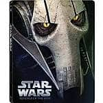 Star Wars Steelbook preorders $16.96 each (Free Prime Shipping or FS over $35)