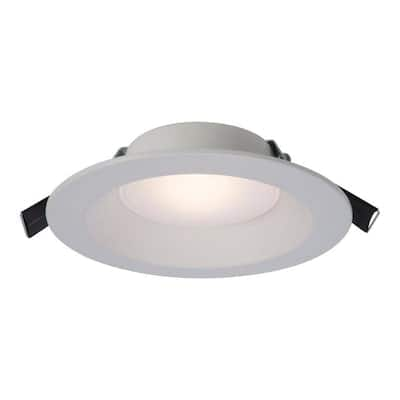 YMMV - Lowe's Halo 65-Watt Equivalent LED White Dimmable Canless Recessed Downlight - $4.79