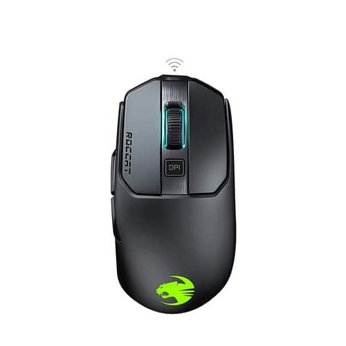 Roccat Kain 200 AIMO - Wireless Gaming Mouse - Black - $67 $66.26