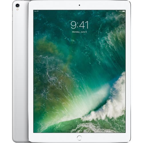 Ipad Pro 12.9 inch, 2017 silver only model $699.99