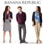 Banana Republic Deal: Get 50% off select styles + 40% off the rest of your purchase with code @ Banana Republic