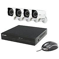 Newegg Deal: Zmodo 4x 720p Camera 4CH 1TB All-in-One PoE Surveillance Kit $204.99 FS @ Newegg