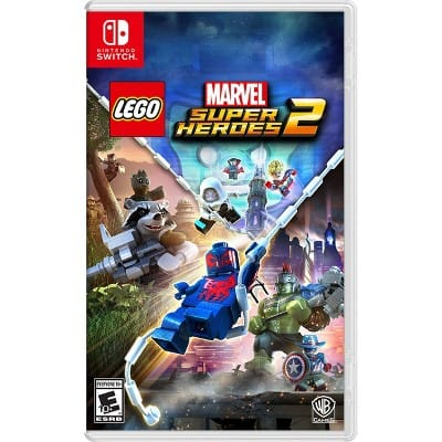 LEGO Marvel Super Heroes 2 - Nintendo Switch ROM w 25% store pickup (YMMV)