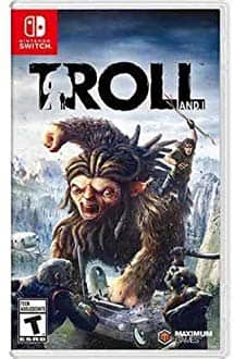 Troll & I for Switch (Physical ROM) $9.83
