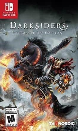 Darksiders: Warmastered Edition (Nintendo Switch) $14.99