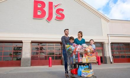 New Members: 1-Year BJ's Wholesale Club Inner Circle Membership +$55 in coupons $20