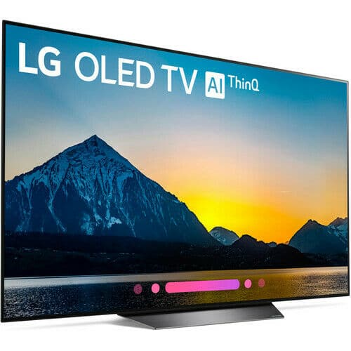LG Electronics OLED65B8PUA 65-Inch 4K Ultra HD Smart OLED TV Authorized dealer - $1749