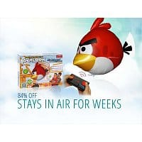 NeweggFlash Deal: Attack of the Angry Birds & Flying Fish—for $7.99 shipped