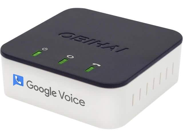 Obihai OBi200 VoIP Telephone Adapter w/ Google Voice/SIP $37.99 + Free Shipping