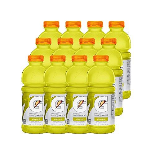 Gatorade Pack of 12 (20 ozs) - Lemon-Lime - $7.49