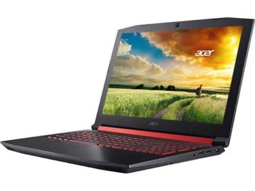 "Acer Nitro 5 15.6"" IPS Intel Core i5 7300HQ GTX 1050 4GB 256GB SSD manufacturer refurb newegg via ebay w/free shipping $485"