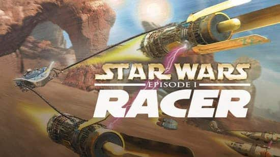 STAR WARS Episode I Racer PC Game @ Fanatical $2.19