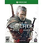 The Witcher 3 - PS4 and XBone - $49.99 at Amazon
