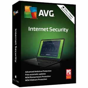 ONE DAY Only! AVG Internet Security 2018 - 3 PCs / 2 Year Coverage Free with Promo code @ Fry's