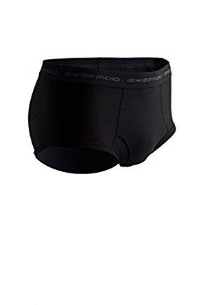 ExOfficio Men's Give-N-Go Brief Black  Large $9.49  XL $9.19 FS Amazon Prime