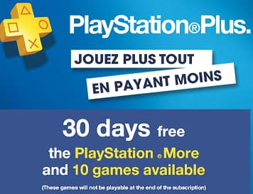 FREE 30 Day Playstation Plus Subscription (EU Accounts) - NO CREDIT CARD REQUIRED - Codes have been Restocked!