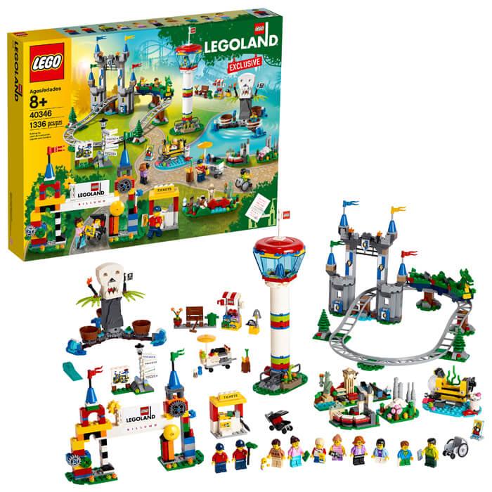 LEGO LEGOLAND Park Set $65 + Free Shipping via LEGOLAND Florida