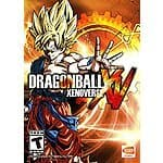 dragonball z xenoverse - $25 pc dl @amazon