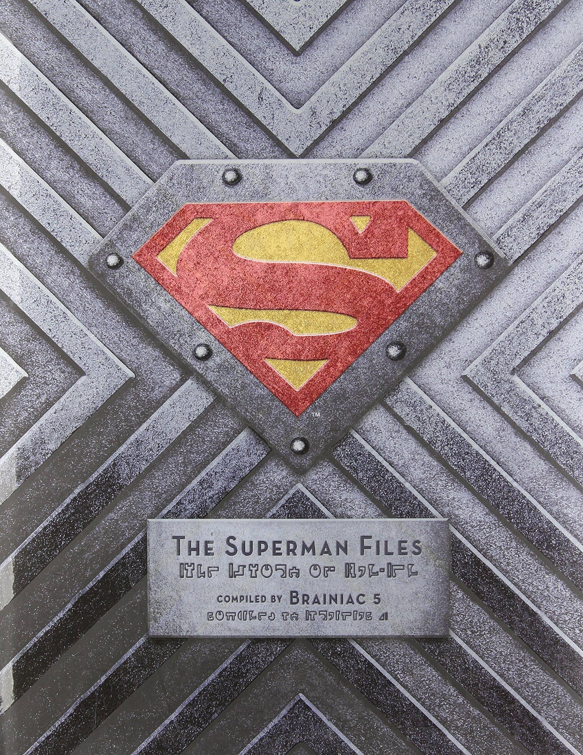 Superman Files Hardcover $5.73 Lowest Price on Amazon.com