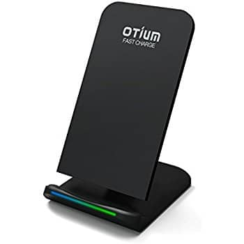 Otium iPhone X Wireless Charger $13.96 AC  Shipped Amazon Prime