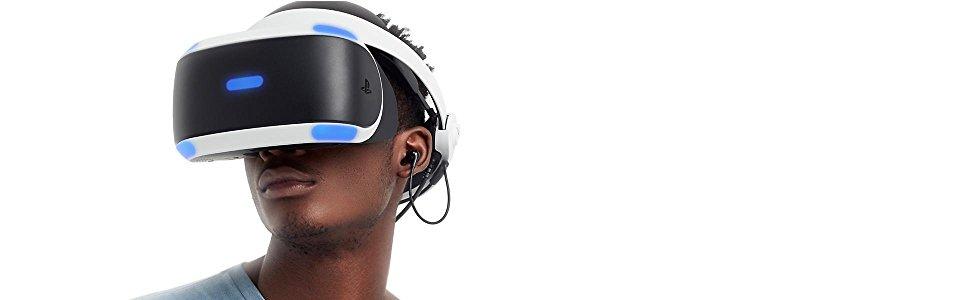 Playstation VR Grand Turismo Bundle - Amazon  $199  (299 for Doom V2 bundle)