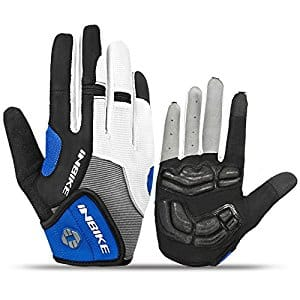 iNBIKE Gel Padded Touch Screen Mountain Bike and Road Cycling Gloves $9.95 - $11.39 AC @ Amazon