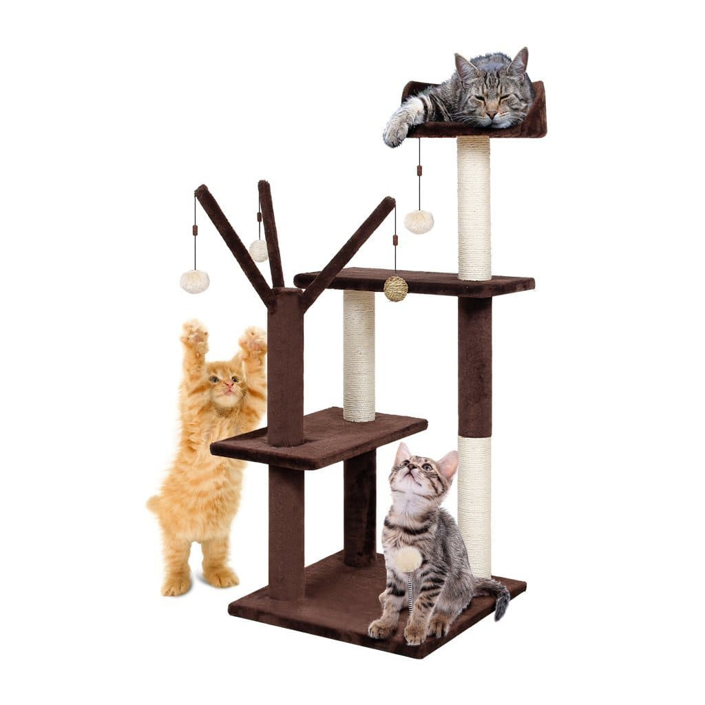 Cat Tree Condo Towers 50% off  as low as $29.99 shipped - Amazon $27.99