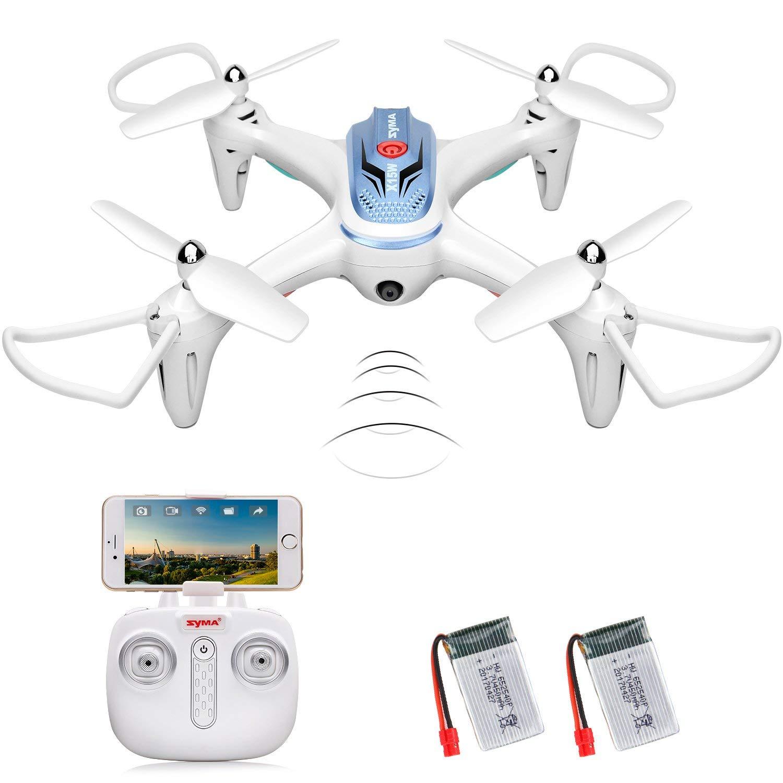 Syma X15W WIFI FPV Drone with Camera $38.88 AC on Amazon