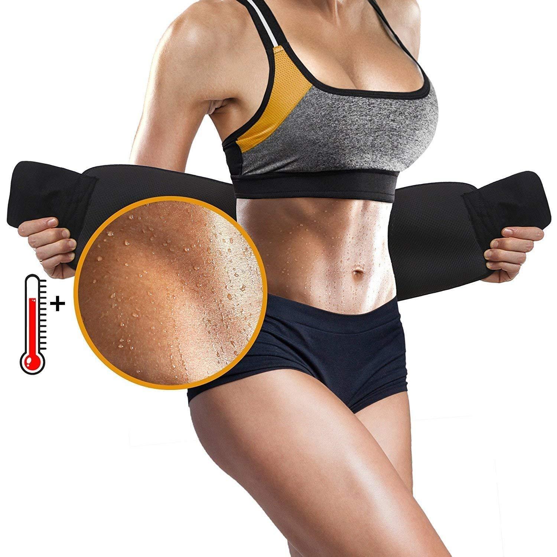 Waist Belt Trainer Slimmer on Amazon $3.49 AC