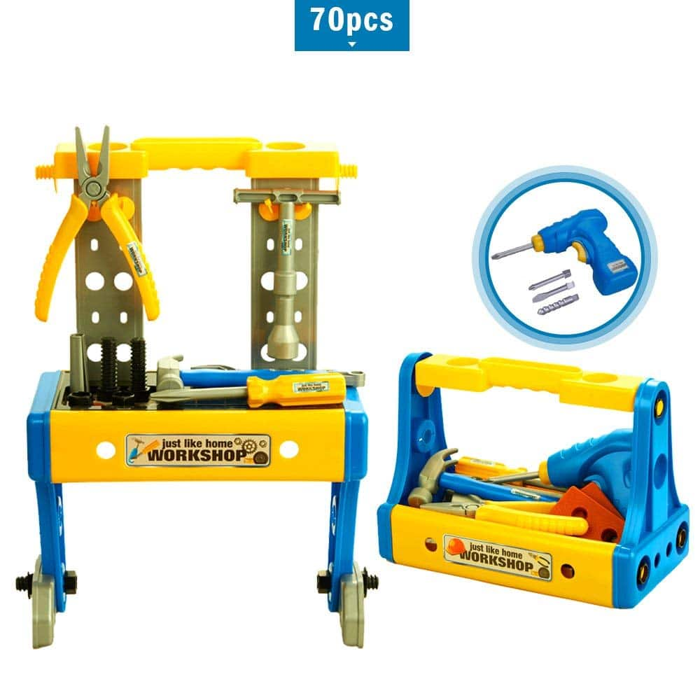 57f8398b8866 Kids Tool Set for Ages 3 and Up