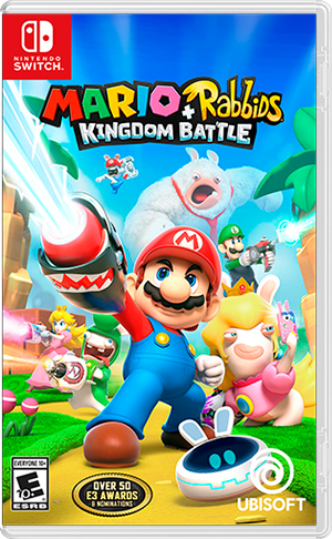 50% off another game when you buy Mario + Rabbids Kingdom Battle ($59.99)
