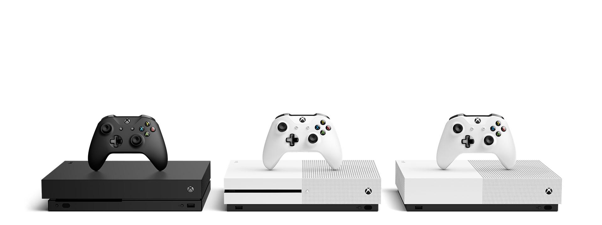 Microsoft E3 sale - $100 off select Xbox One X bundles, $50