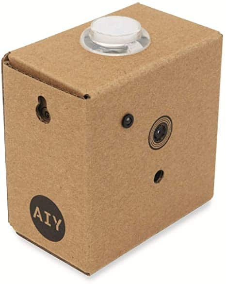 Google AIY Vision Kit V1.1 Do-it-Yourself Intelligent Camera - $17.98