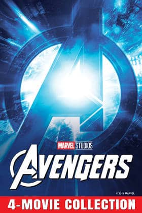 Avengers 4-Movie Digital HD Collection ~ $20 @ Amazon & FandangoNOW