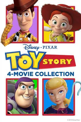 Pixar UHD Digital Movie Bundles: Toy Story 4-Movie $29-$30, Cars 3-Movie $20, Incredibles 2-Movie $15, Finding Nemo/Dory 2-Movie $15 @ FandangoNOW, Microsoft & Vudu