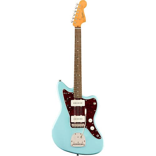 Squier Classic Vibe '60s Jazzmaster Limited Edition Electric Guitar ~ Daphne Blue or Surf Green $330 @ MusiciansFriend.com