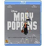 Mary Poppins 50th Anniversary Edition (Blu-ray + DVD + Digital Copy) ~ $15 @ BestBuy.com