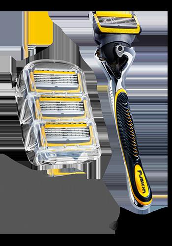 Gillette Fusion ProShield Men's Razor Handle + 4-ct Blade Refill ~ $9.50 w/ FS for New Customers + More @ Gillette On Demand