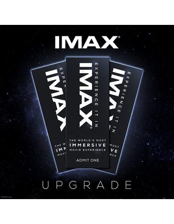 Disney Movie Rewards: $5 IMAX Movie Ticket Upgrade (Redeemable at Fandango.com) ~ 550 DMR Points