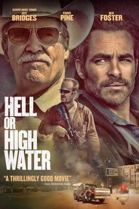 "Digital HD Movies: ""Hell Or High Water"", ""Django Unchained"", ""Sicario"", More ~ $5 Each @ FandangoNOW.com"