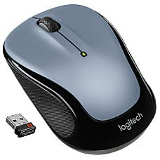 Logitech M325 or M325c Wireless Mouse (Various Colors and Patterns) ~ $10 @ OfficeDepot.com