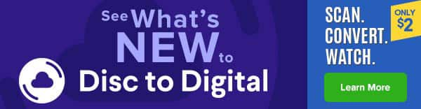 PSA: New Titles on Vudu Disc to Digital forJuly