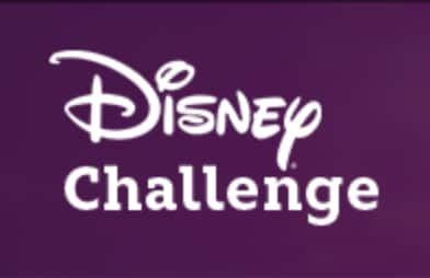Disney Challenge #130 (3rd Monday of August) ~ 5 Free DMR Points