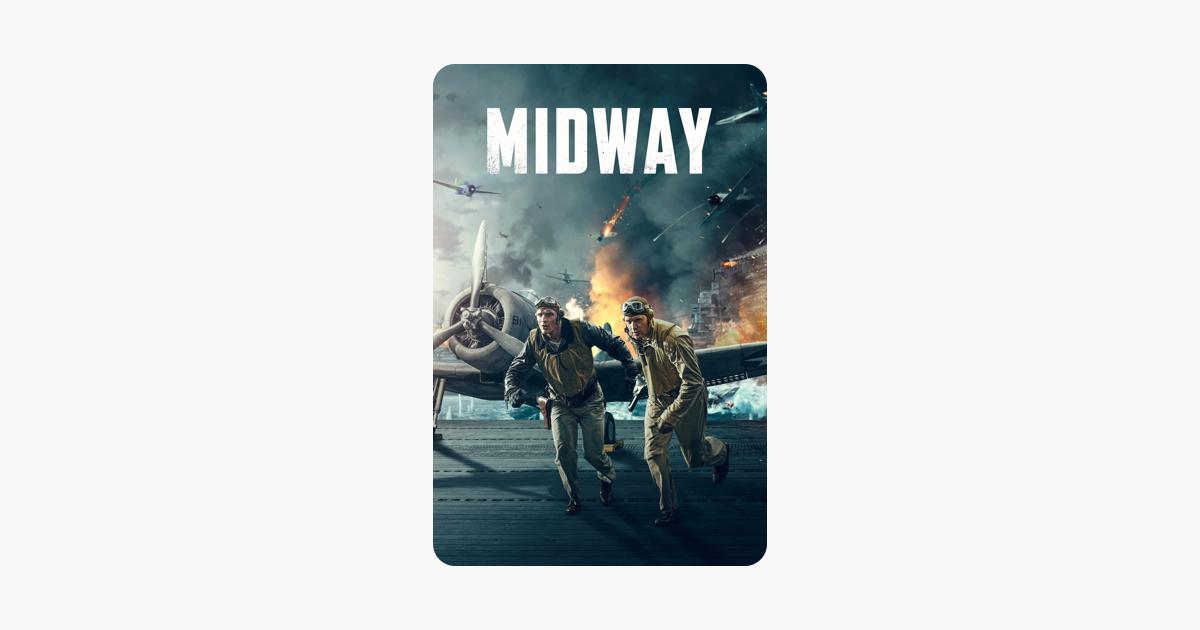 Midway 4K UHD Digital Movie ~ $8 @ Apple iTunes