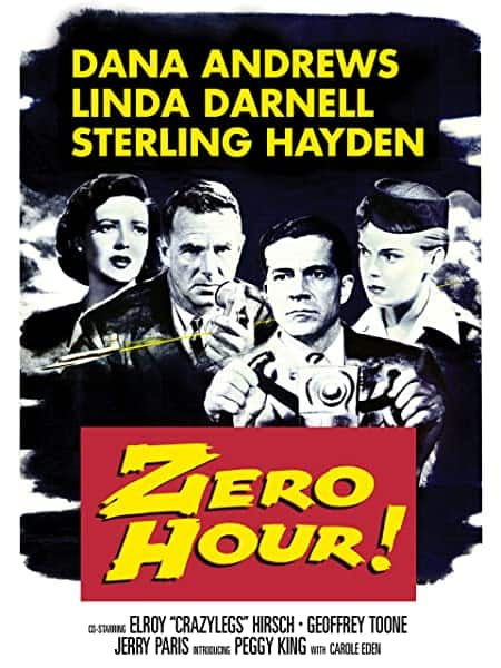 """Zero Hour!"" Digital HD Movie ~ $5 @ Amazon, iTunes & Google Play"