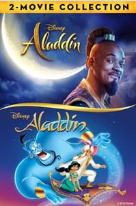 "Disney ""Aladdin"" (2019 Live Action) & ""Aladdin"" (1992 Animated) Digital UHD 2-Movie Bundle ~ $17 @ Microsoft.com"