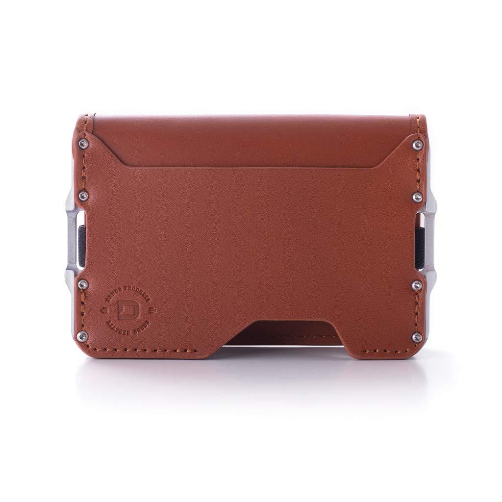 Dango D03 Dapper Bifold EDC Wallet - Made in USA $39