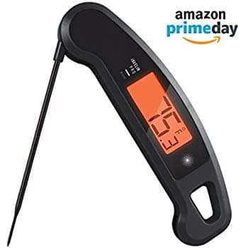 Prime Members: LavaTools Javelin PRO Duo Ambidextrous Backlit Instant Read Digital Meat Thermometer $37.99+FS (lowest price ever)