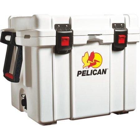 Pelican ProGear 35qt Eliet 35qt elite cooler 32-35Q-MC-WHT Selling for 40-50% off Retail on Walmart.com!
